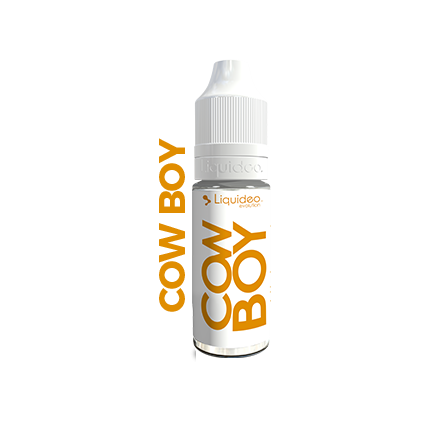 Liquideo - Cow Boy - 10 ml