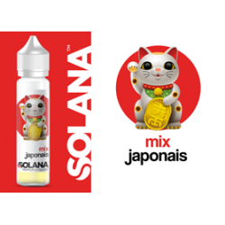 Mix Japonais - 50 ml