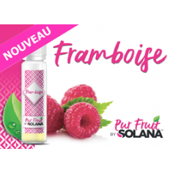 Pur Fruit - Fraise - 50 ml