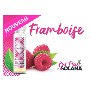 Pur Fruit - Framboise - 50 ml