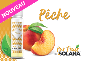 Pur Fruit - Pêche - 50 ml