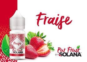 Pur Fruit - Fraise - 20 ml