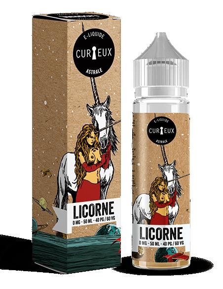 Edition Astrale - Licorne - 50ml
