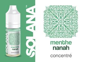 Concentré - Menthe Nanah