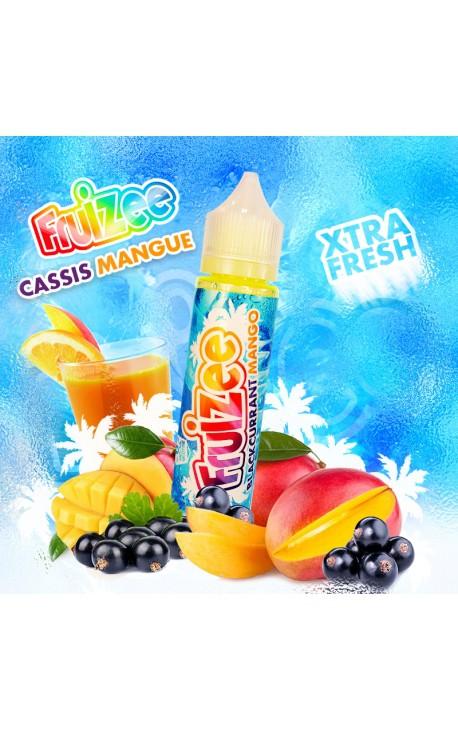 Fruizee - Cassis Mangue - 50 ml