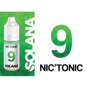 Booster de Nicotine 9mg
