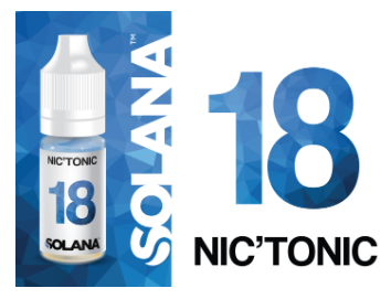 Booster de Nicotine 18mg