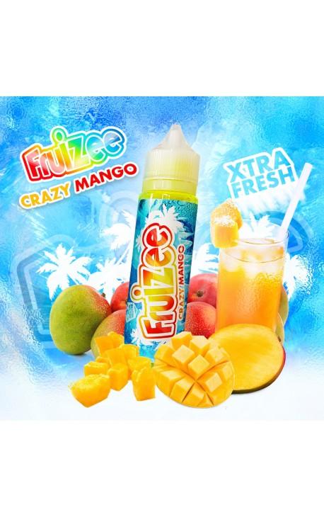 Fruizee - Crazy Mango - 50 ml