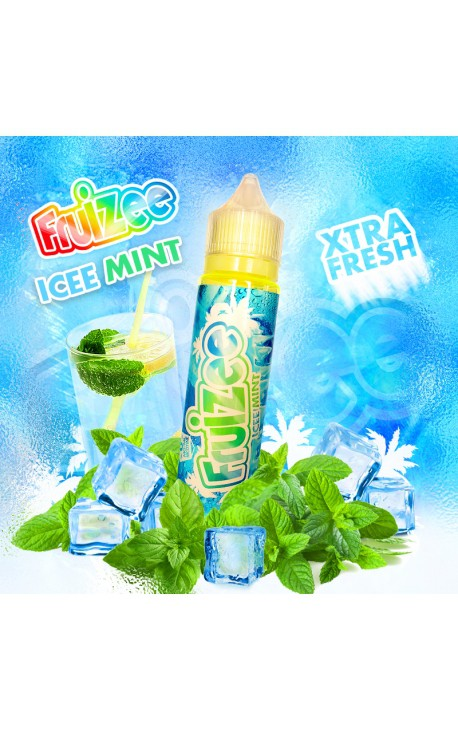 Fruizee - Icee Mint - 50 ml