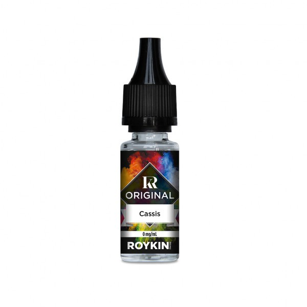 Roykin Original - Cassis - 10 ml
