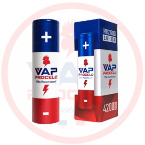Accumulateur Vap Procell 21700