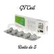 Résistances GT Coil